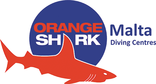 OrangeShark Diving Center Logo