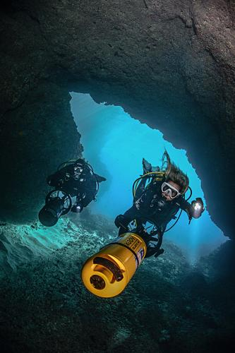 Santa Maria Cave - Janez Kranjc