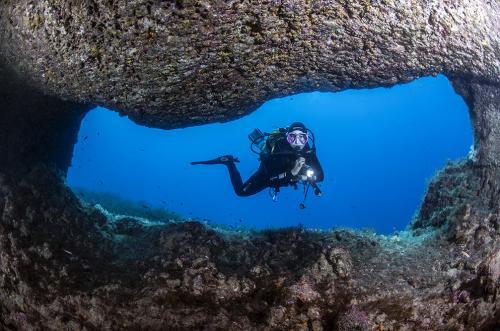 Cirkewwa Reef - Marco Daturi