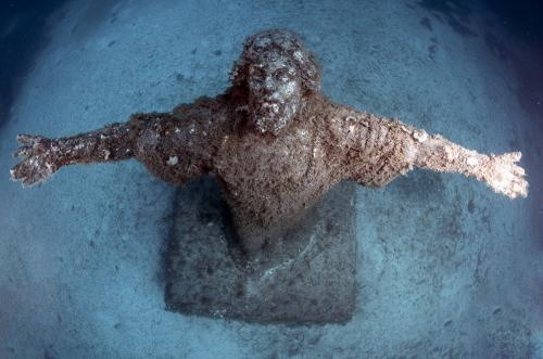 Jesus Christ Statue - Marco Daturi