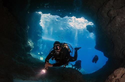 Santa Maria Cave - Marco Daturi